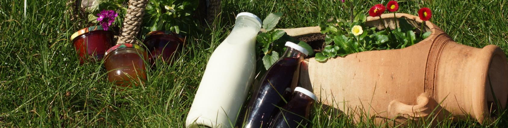 Melkhus Ardestorf - Unsere Produkte - Milchprodukte und regionale Produkte
