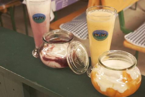 Melkhus Ardestorf - Regionale Produkte - Hausgemachte Milch- und Quarkspeisen